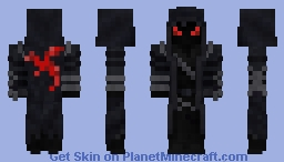dragon mage Minecraft Skin