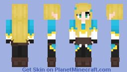 Zelda - Breath of the wild Minecraft