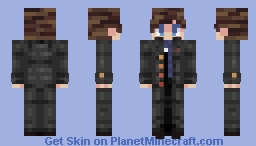Oh, do your research. I'm not a hero, I'm a high-functioning sociopath. Minecraft Skin