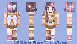 Tedddyyyy Beaaarrr Minecraft Skin