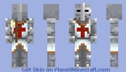 Temple Knight Minecraft