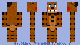 Toy Freddy skin!