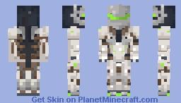 Genji Minecraft Skin