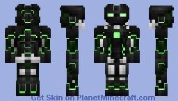 [GREEN/GREY/BLACK] Robot