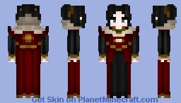 Tudor Gown [MassiveCraft] Minecraft