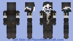 [LoTC] Leyu Karin Ward, The Wayward Wizard Minecraft Skin