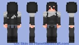 Aizawa - My Hero Academia Minecraft Skin