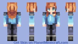 Beverly // Fan Skin Minecraft Skin