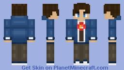 Callum Minecraft Skin