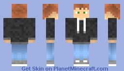 Casual Tom Minecraft Skin