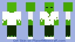 Arcade Dave Minecraft Skin