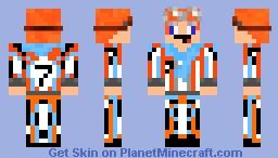 Derp dusty Minecraft Skin