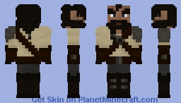 Dwarf - Zulizarak www.rpg-minecraft.de Minecraft Skin