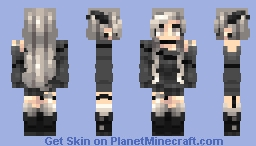 Rough Soul // Skin/Life Update?? Minecraft Skin