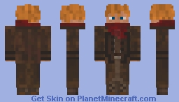 War Doctor (For Friend) Minecraft Skin