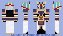 Gravekeepers Visionary Minecraft Skin