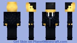 Guy-Manuel [Daft Punk: Random Access Memories] Minecraft Skin