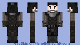 Game of Thrones season 7 - Jon Snow the King in the North Minecraft