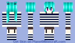 Strip stripe Minecraft Skin
