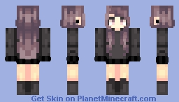 skylines and turnstiles [popreel] Minecraft Skin