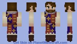 [lotC][x] Cunning Plantagenet Knight Minecraft Skin