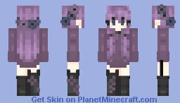Ritual Minecraft Skin