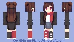 Cold Minecraft Skin