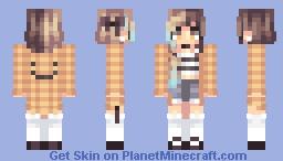 Creep Minecraft Skin