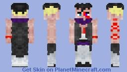 Kawaki (Boruto) Minecraft Skin