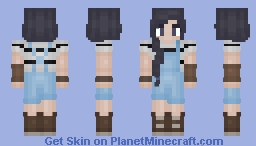 Country girl Minecraft