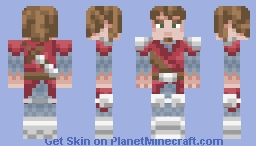 Fantasy Chainmail/Guard Armor Minecraft Skin