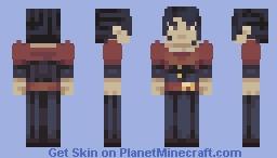 LithiumSedai Minecraft Skin