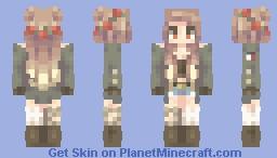 muddy you up Minecraft Skin