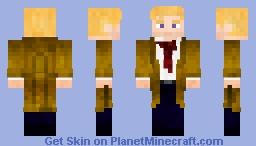 John Constantine (Better in 3D) Minecraft Skin