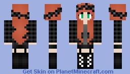 [𝒜𝓊𝓉𝓊𝓂𝓃] 𝐼 𝒷𝑒𝓁𝒾𝑒𝓋𝑒 𝒾𝓃 𝑀𝒾𝓇𝒶𝒸𝓁𝑒𝓈 Minecraft Skin