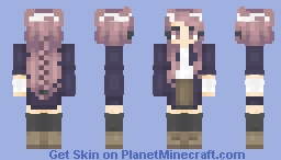 The Dreaming Pirate Minecraft Skin