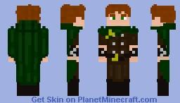 Medieval Ranger Minecraft Skin