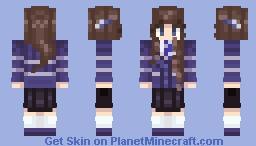 Ravenclaw! Minecraft Skin