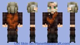 Velorae - Reinhold von Leitner Minecraft Skin