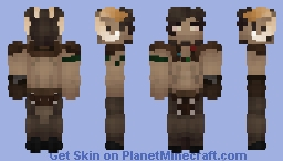 Male Satyr Minecraft