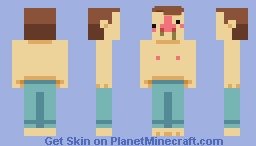 sniffles Minecraft Skin
