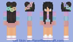 first post ღ Minecraft Skin