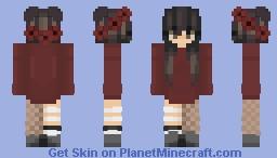 Request from Adrianna Minecraft Skin
