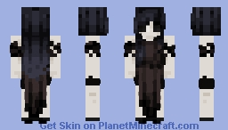 јαᏁΞ ҬӉЄ ҠіLLЄГ - Creepypasta Minecraft Skin