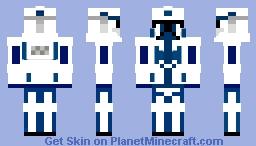 Clone Trooper Reaper (623rd Tactical Regiment) Minecraft Skin