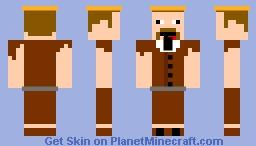 First Mate Henry Minecraft Skin