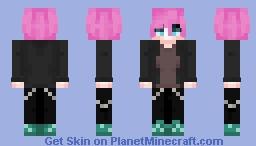 Eye Candy Minecraft Skin
