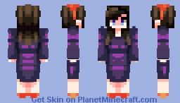 ♦ Kiki From Kiki's Delivery Service ♦ Minecraft Skin