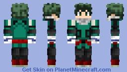 Izuku Midoriya Season 2 Minecraft