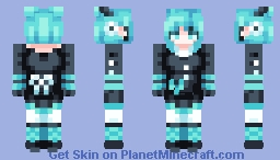 ☆ βενεℜℓγ ☆  You Me and Gravity~ ♥ Minecraft Skin